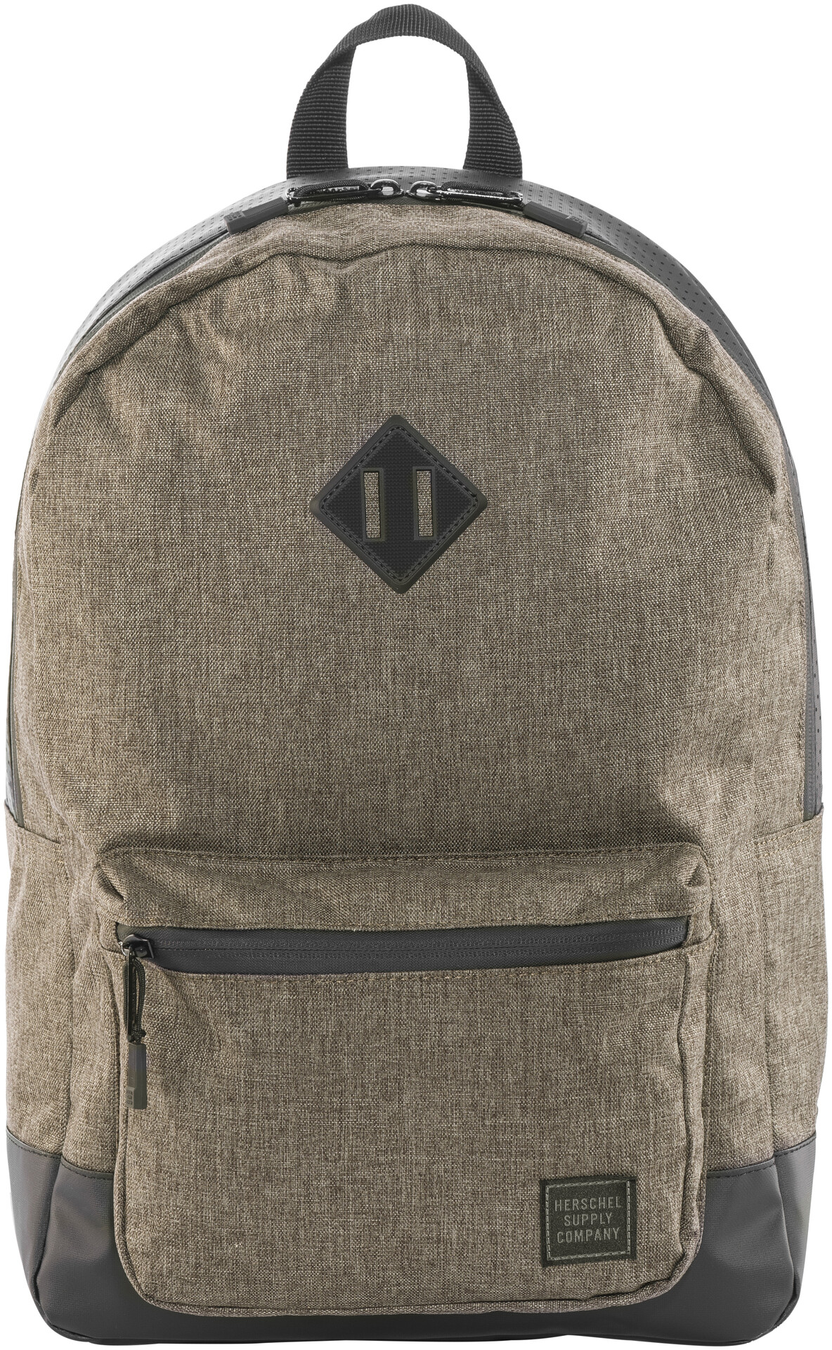 Herschel Ruskin Backpack canteen crosshatchblack